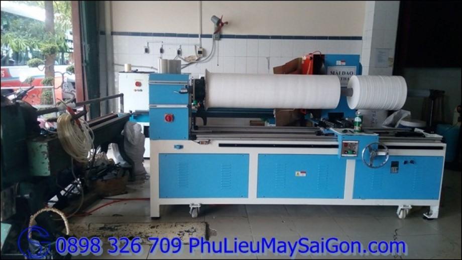 Xưởng sản xuất vải không dệt chất lượng cao SGA Interlining của Phụ liệu may mặc Sài Gòn