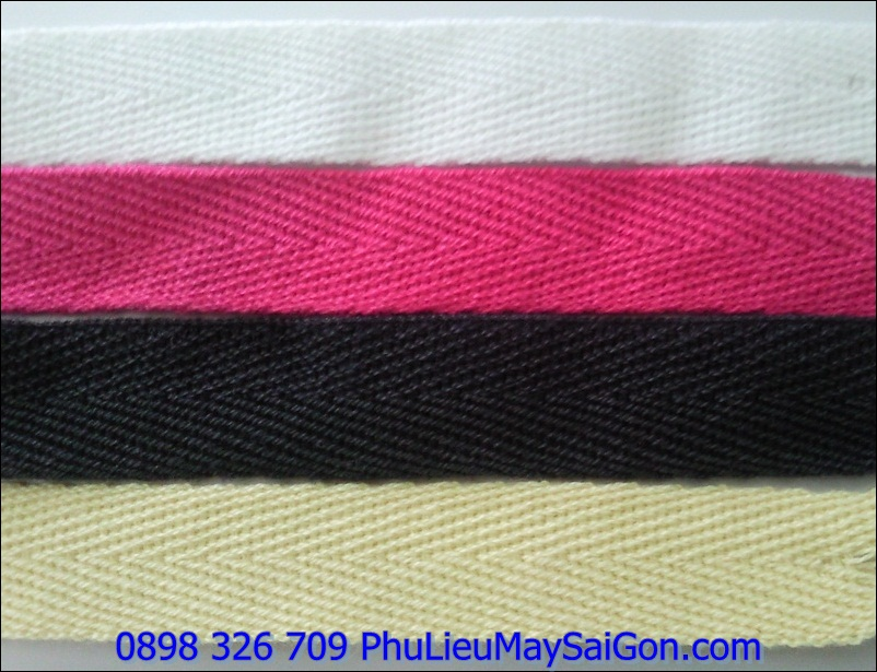 Dây dệt cotton SGA DD120