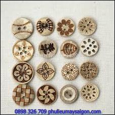 Nút gỗ dừa NG128