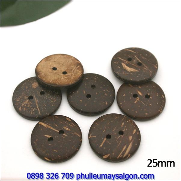 Nút gỗ tròn NG131