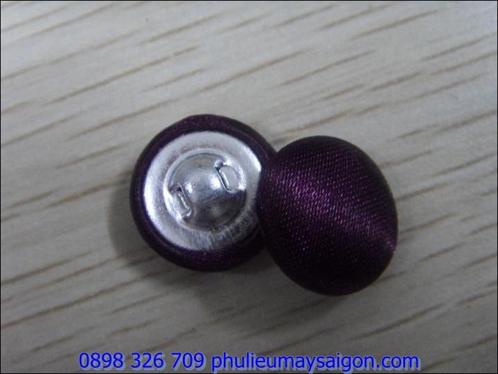 Nút bọc vải NV115
