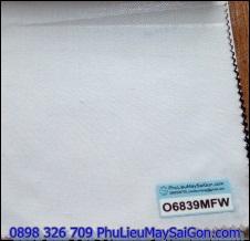 Keo vải lót SGA O6839MFW