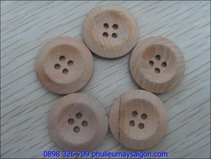 Nút gỗ ép NG120