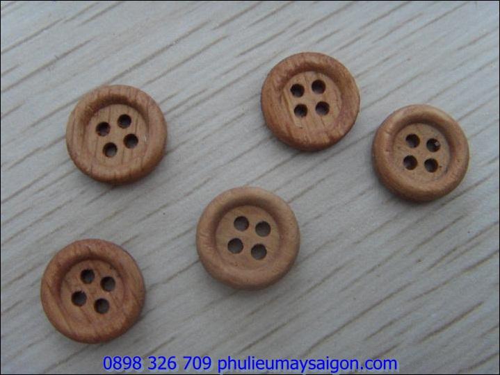 Hạt nút gỗ NG113